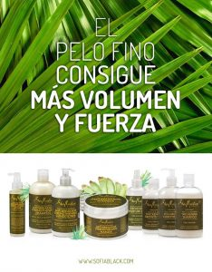 Catálogo de shampoo y acondicionador para cabello afro para comprar online