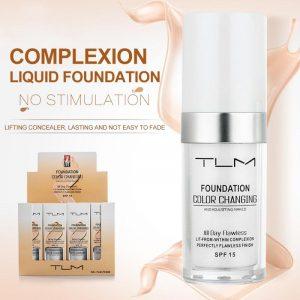Catálogo para comprar On-line Base maquillaje colores Hidratante líquida – Los Treinta más vendidos