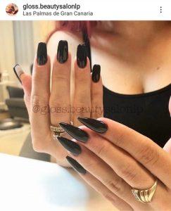 Recopilación de uñas de porcelana en las palmas para comprar
