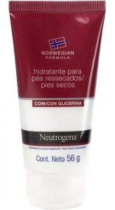 crema de pies neutrogena que puedes comprar on-line