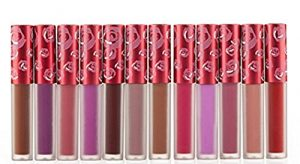 Catálogo para comprar Pintalabios liquido 12 colores brillante Hydratant