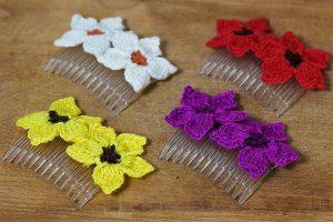 peinetas con flores disponibles para comprar online