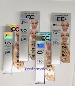Listado de cc cream it cosmetics tonos para comprar online