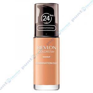 Catálogo para comprar en Internet Base maquillaje grasa Revlon ColorStay – Los preferidos por los clientes
