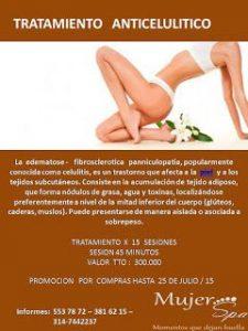 El mejor listado de tratamientos corporales anticeluliticos para comprar Online