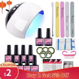 Opiniones y reviews de kit de uñas de gel silvercrest para comprar on-line – Los 20 mejores