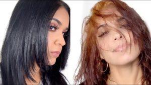 Ya puedes comprar on-line los quitar el tinte del pelo de forma natural
