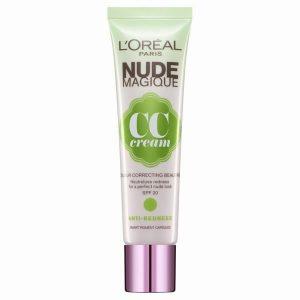 Listado de loreal cc cream verde para comprar en Internet