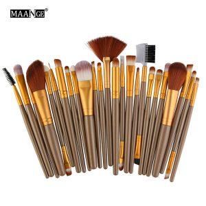 Catálogo de Brochas maquillaje Profesional set Pinceles para comprar online – Los Treinta preferidos