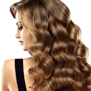 Selección de ondas en el pelo con plancha para comprar en Internet