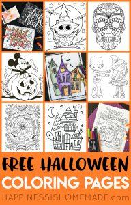 Selección de halloween halloween para comprar on-line