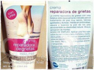 La mejor recopilación de crema pies reparadora grietas con urea deliplus para comprar Online