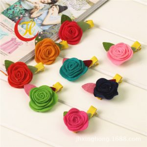 La mejor selección de flores para el pelo para comprar Online