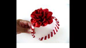 Ya puedes comprar online los flores rojas para el pelo – Favoritos por los clientes