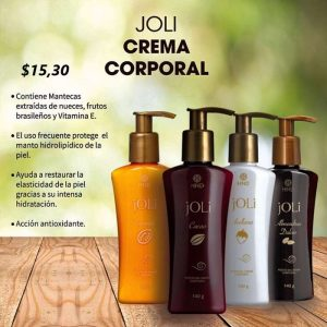 Ya puedes comprar por Internet los aceite corporal joli – Los 30 más solicitado