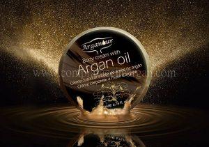 Recopilación de natur argan crema corporal con aceite de argan para comprar – Los 30 favoritos