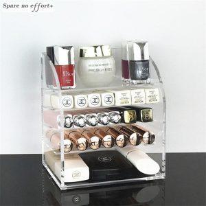 Pintalabios cosmeticos contenedor almacenamiento maquillaje que puedes comprar en Internet