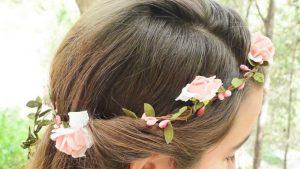 La mejor lista de flores sueltas para el pelo para comprar Online – Los 20 preferidos
