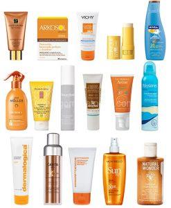 Catálogo para comprar On-line mejor crema solar cara ocu – Los más vendidos