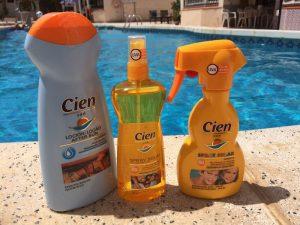 Catálogo para comprar por Internet crema solar cien – Los Treinta favoritos
