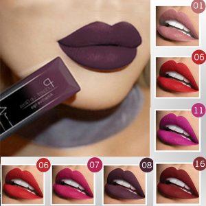 El mejor listado de Pintalabios romantico impermeable maquillaje cosmeticos para comprar Online