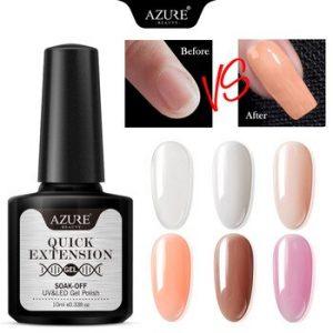 Reviews de uñas de gel transparentes para comprar on-line – Los 20 mejores