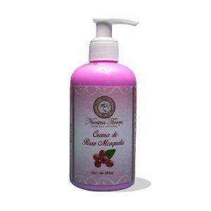 Selección de locion corporal con aceite de rosa mosqueta para comprar on-line – El TOP 30