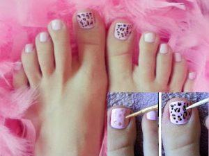 Lista de modelos de uñas de pies para comprar on-line – El Top 20