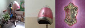 Listado de secadores de pelo retro para comprar