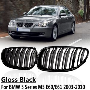 Opiniones y reviews de Gloss Black Kidney Grille Double para comprar online