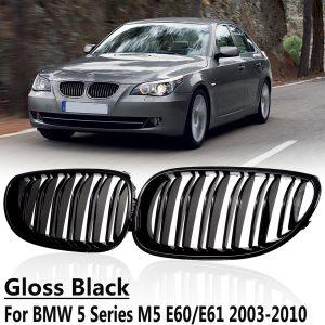 Opiniones y reviews de Gloss Black Kidney Grille Double para comprar online