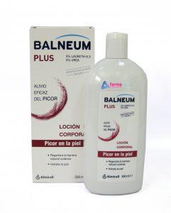 Lista de balneum plus locion corporal para comprar online