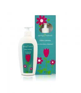 Catálogo para comprar Online crema corporal natural