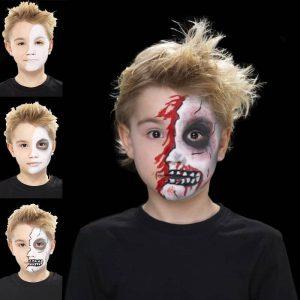 Reviews de maquillaje de halloween kit para comprar – Los más vendidos