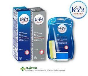 Ya puedes comprar On-line los crema depilatoria veet instrucciones