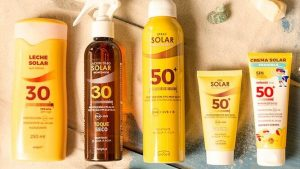 Opiniones y reviews de crema solar marca cien para comprar On-line
