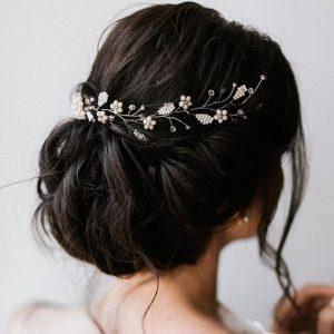 Recopilación de tocados para el pelo de fiesta para comprar On-line