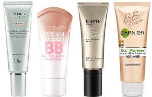 Listado de diferencias bb cream cc cream para comprar en Internet