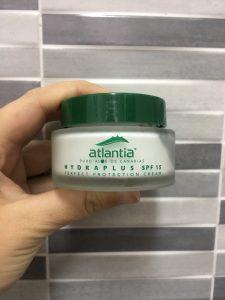 locion corporal aloe vera puro en gel atlantia que puedes comprar