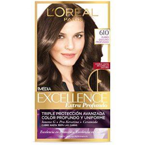 Opiniones de tinte de pelo loreal tonos para comprar en Internet