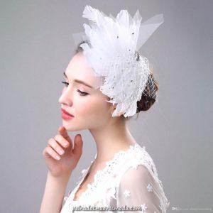 El mejor listado de accesorios de novia para el cabello para comprar On-line