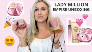 Ya puedes comprar por Internet los lady million empire-locion