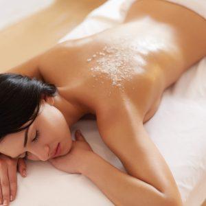 Listado de beneficios del peeling corporal para comprar en Internet