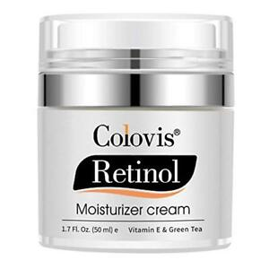 Reviews de crema facial antienvejecimiento hombres retinol para comprar On-line