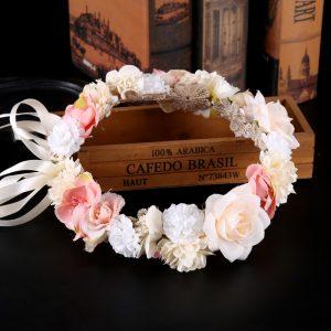 Reviews de diademas de flores para comprar por Internet – Los 30 más vendidos