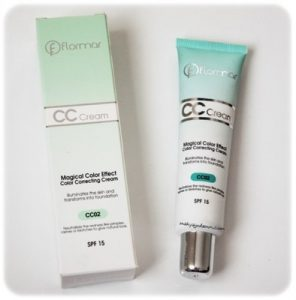 Catálogo para comprar on-line cc cream flormar – Los 20 más solicitado