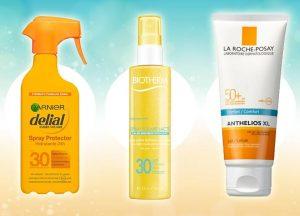 La mejor selección de la mejor crema solar para la cara segun la ocu para comprar online – El TOP Treinta