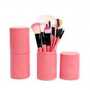 Catálogo para comprar on-line Brochas maquillaje base polvo sombra