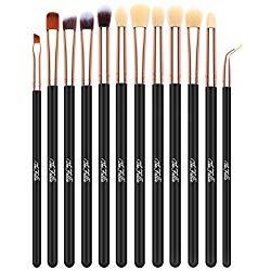 Selección de brochas maquillaje HKFV romántico textura para comprar on-line – Los mejores