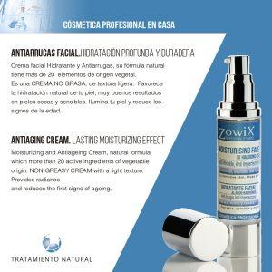 Opiniones y reviews de crema hidratante facial jaluronico profesional para comprar